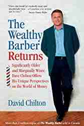 personal finance book titled The Wealthy Barber Returns