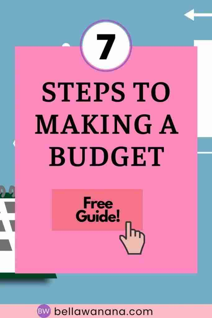 How to Make a Budget: a Step-by-Step Guide