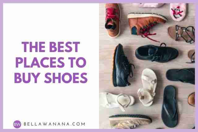 The Best Places to Buy Shoes